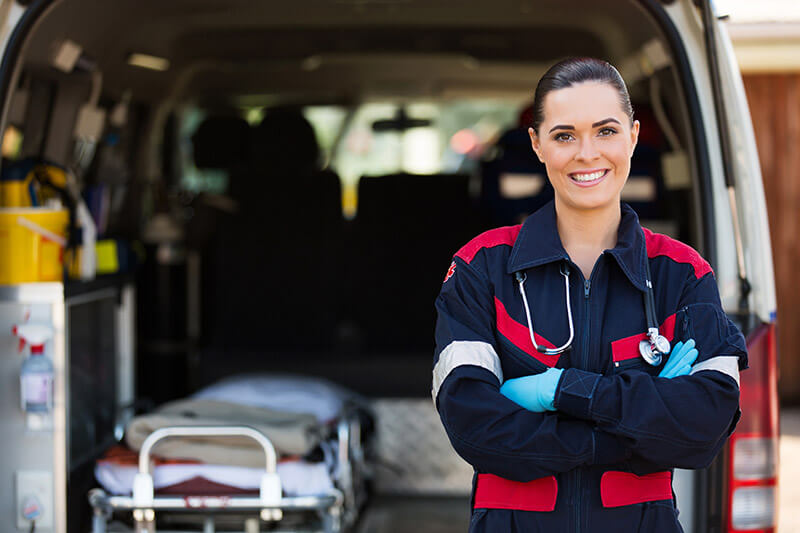 formation ambulancier